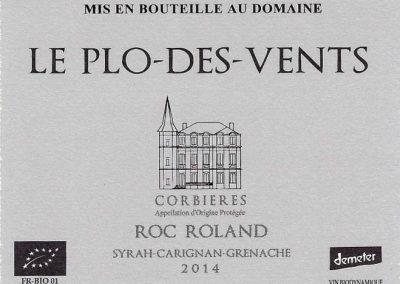 Roc Roland – Plo des Vents