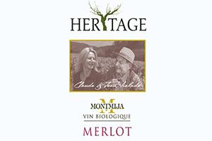 Heritage Bio Merlot