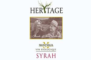 Héritage Bio Syrah