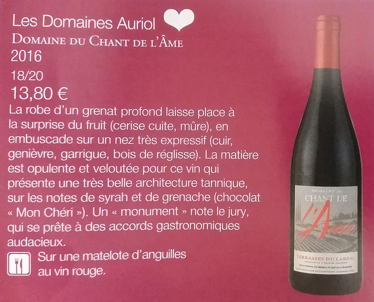 terre de vins languedoc au top