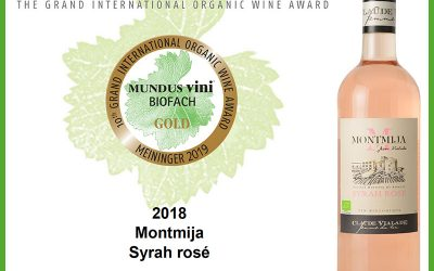 GRAND PRIX INTERNATIONAL DU VIN BIO MUNDUS VINI BIOFACH