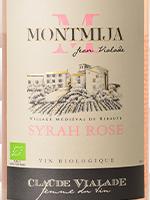 Syrah Rosé – Montmija